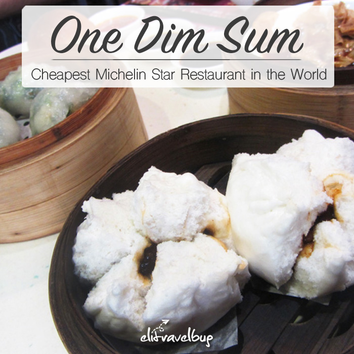 How I Dined at a Michelin Star Restaurant for $8 – One Dim Sum